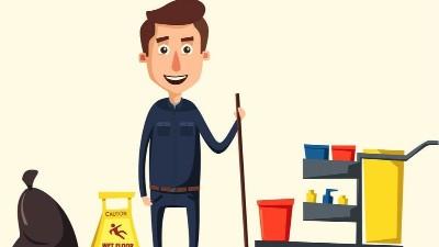 家庭清洁工具应用及操作步骤