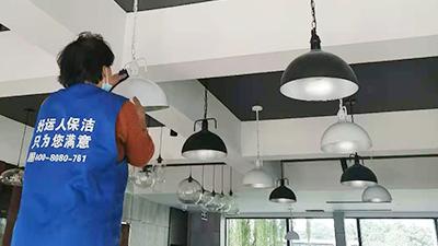 好运人保洁温馨提示:保洁服务管理中常出现的安全问题