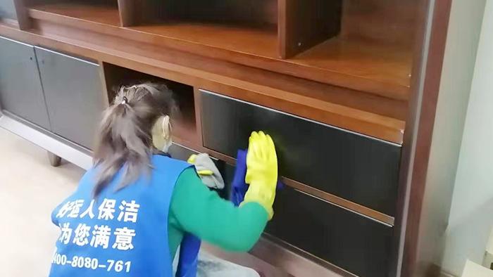 西藏鼎建签约好运人驻场保洁