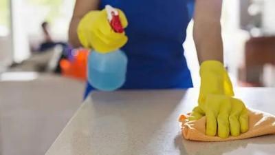 橱柜台面清洁保养