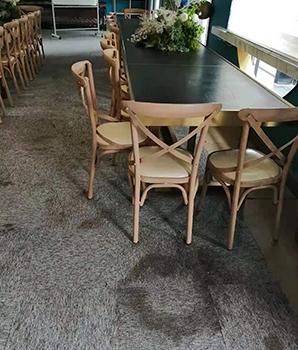 地毯清洗前