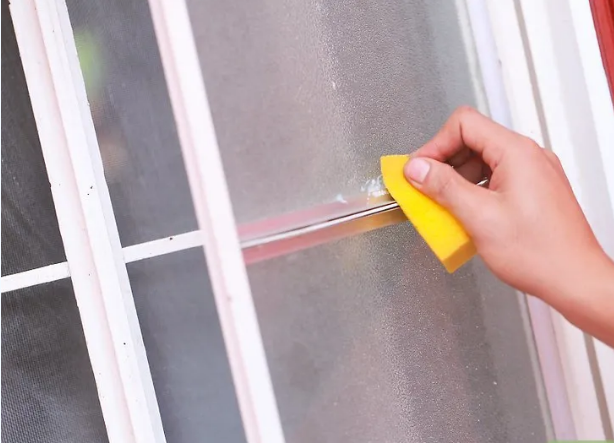 玻璃保洁除胶